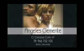 Estilista Angeles Clemente